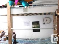 Like new, Lo Ikea bunkbed. In very good shape, no