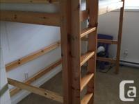 Ikea Vradal Loft bed. Good condition, used for 3 years.