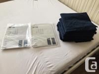 For sale 4 IKEA MERETE blackout curtains - MINT