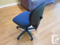 IKEA Office Chair Model: Stefano Color: Black Material: