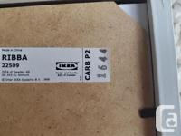 4 IKEA ribba white picture frames for sale in excellent