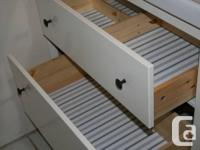 HEMNES/ R�TTVIKEN Sink cabinet with 2 drawers combo