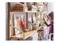 IKEA SVALN�S wall shelf bookcase shelving You can mount