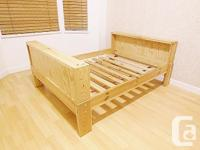Ikea VIKARE Extendable Junior Bed Frame - Toddler to