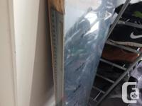- Lack Black Shelving ($15) -very minor scratches on for sale  British Columbia