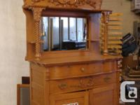 ANTIQUE FURNITURE/ hutches, dressers, any cabinets/