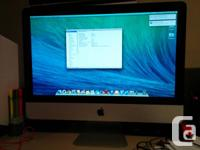"""iMac 11,2 i3 21.3"""" in MINT CONDITION (no cosmetic"""
