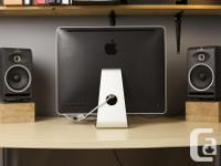 This iMac helped me through my engineering degree at