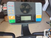 Lightly used Image 9.5 Elliptical for sale. Machine is