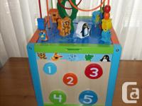 Your little one will be endlessly entertained with the