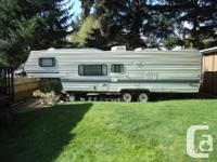 Very well kept, inside and out. 32 foot - bunks in the