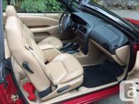 Make Chrysler Model Sebring Year 1997 Colour Red kms