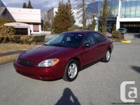 2004 FORD TAURUS SE, PERFECT FAMILY CAR-IMMACULATE