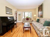 # Bath 4 # Bed 5 Immaculate 4+1Bdrm home with updated