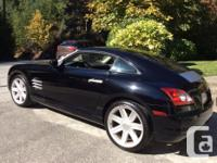 Make Chrysler Model Crossfire Year 2004 Colour Black