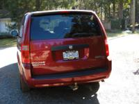 Make Dodge Model Grand Caravan Year 2010 Colour RED