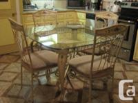 EXCEPTIONAL TOP QUALITY - YELLOW OCRE METAL TRADITIONAL
