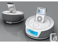 Product Description Plug in iPod and Playback Music