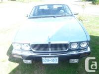 I am Selling My  Beautiful 1991 XJ6 Jaguar. Light Steel