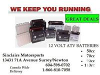 IMPORTER DIRECT PRICES NOW ON ALL OFF ROAD MOTOR SPORTS