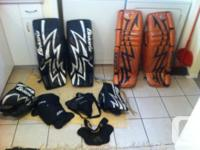 cd2d4deff39 goalie pads for sale - Buy   Sell goalie pads across Canada page 6 ...