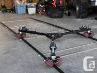 Indie-Dolly Systems Singleman portable camera dolly and