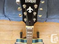 Indie ES -335 copy. Waaaaay better than epiphone, and for sale  Quebec