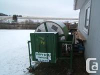 Available For Sale - COMMERCIAL COMPOSTER, TUB TURNING,