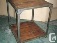 Industrial Furniture Store  50% off all Furniture!  It