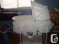 infant carrycot gentely used for couple of months and