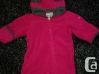 Disney vintage Winnie the pooh 3-6 month winter jacket