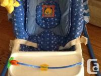 Hi!   Gorgeous infant swing, its in ideal problem and