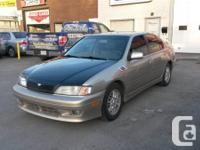 INFINITI G20, 4Cyl., Automatique, Air climatise,