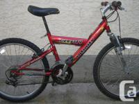 Infinity - Gravitational force. This bike, like all the