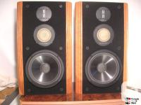 FOR-TRADE: Infinity 6 Kappa speakers Simply outstanding