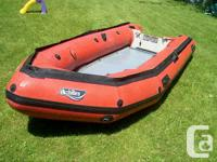 This is a Superb Dive or Hi Performance Sports boat .