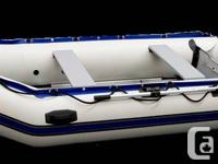 NEW Salter 10.5 ft Inflatable With Plywood Floor