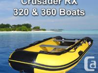 We have inflatable watercrafts starting at $699. (9ft