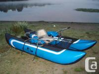 We are clearing 2013 models of pontoon boats. We have
