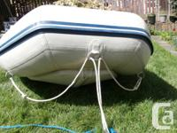 Up for sale is a WEST MARINE HP-V 350 INFLATABLE. This