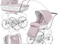 Inglesina Pushchair Classica with Carry Cot and Sport
