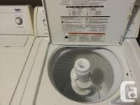Inglis Washer Dryer Pair- great shape and working