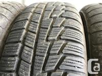 These tires are in excellent shape , they are an all