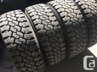 These tires are in good shape this is a great price for