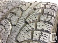 These tires are in excellent shape shape They have 90%