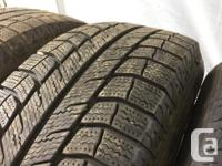 On Consignment These tires are in excellent shape They