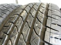 These tires are in great shape They have 70% tread