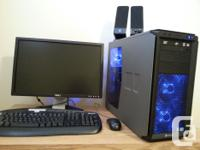Corsair Graphite Case, Intel i5 680 3.6Ghz (HT), 8GB
