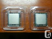 Intel Xeon E5503 - Nehalem Core - socket 1366 Intel
