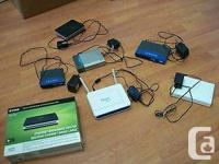 wired router including charger, for 5 ports, only $ 5